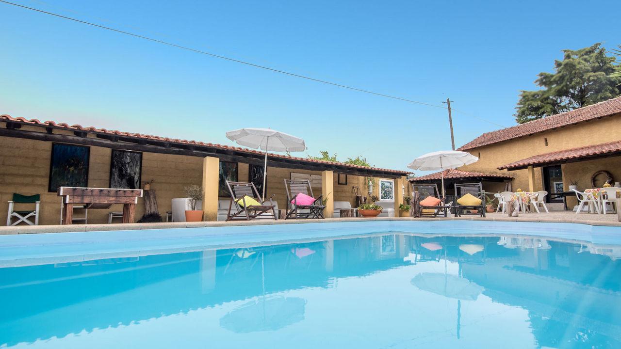 Fotos de piscinas dise os de piscinas de estilo de casa - Fotos de piscinas ...